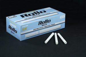 100 mm cigarette tubes rollo blue 100 mm cigarette tubes. Black Bedroom Furniture Sets. Home Design Ideas