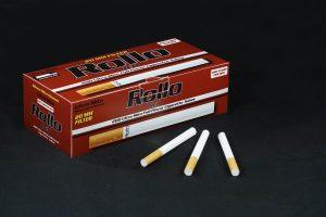 Laramie slim cigarette tubes