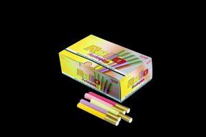 multi-color filtertubes