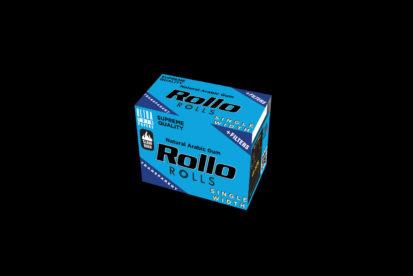 sinle width rolls+filters